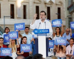 Spain. Elections. Won't Unify Spain's Government